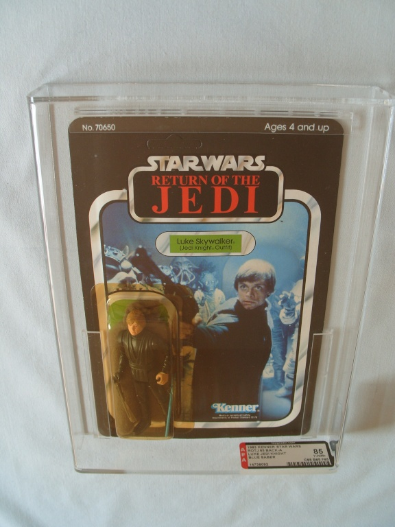 Repro blue lightsaber on a afa luke jedi figure Hn_bs_13