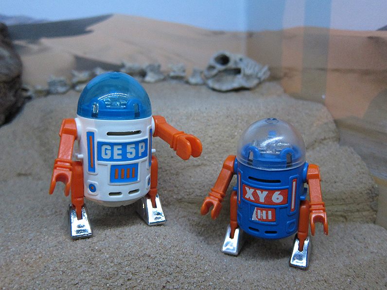 Playmospace : Not the droid your looking for.... Img_8110