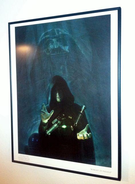 TIG Framing Limelight Knight11