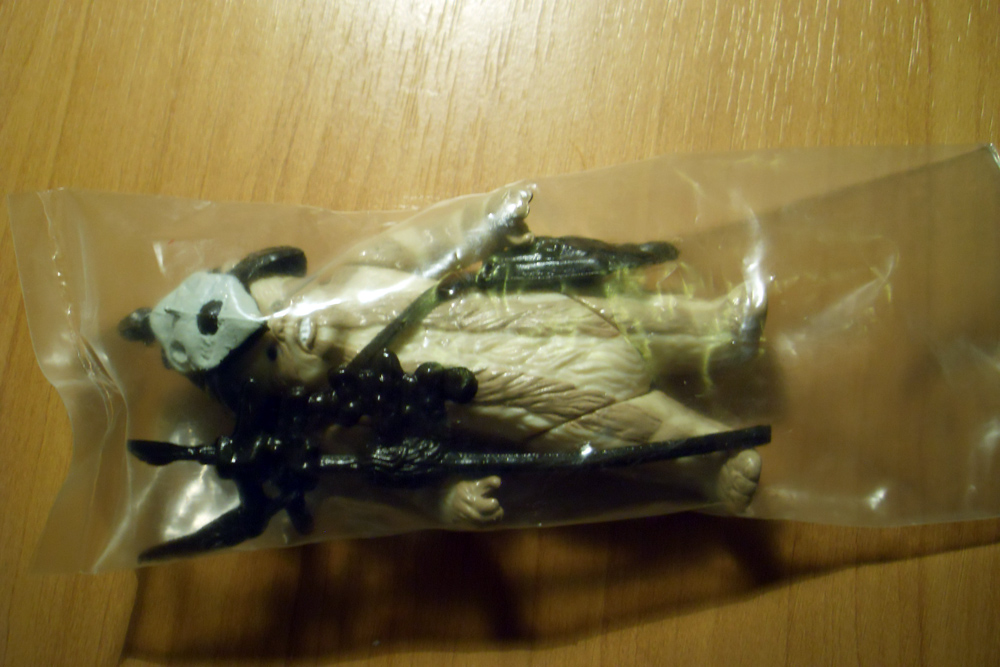 Baggies that contain Lili Ledy figures, MIM etc Logray15