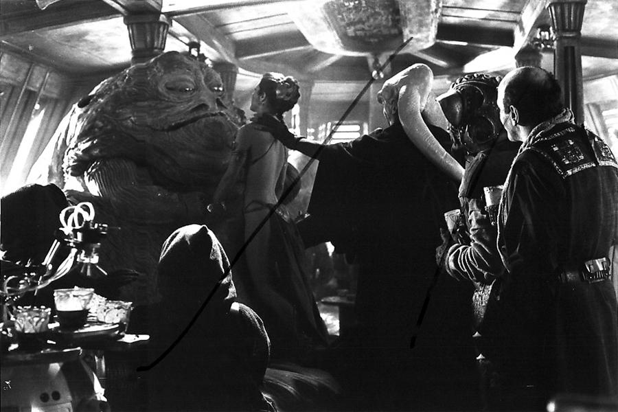 Khetanna - Jabba's Sailbarge - Scratchbuilt Custom  - Page 3 Misc_b10