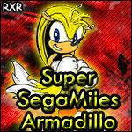 SuperMiles the Armadillo