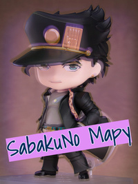 SabakuNo Mapy