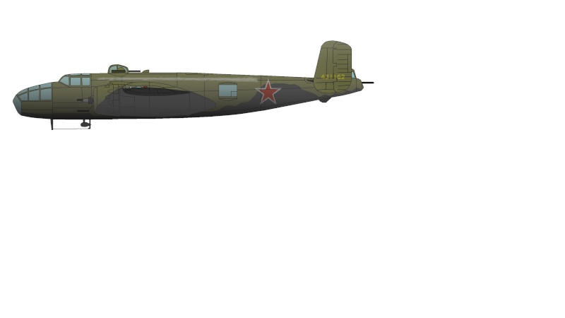 B-25 Russe