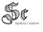 Saphira création