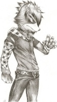 Wolf O'Donnell Clansman