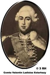 Comte Valentin Esterhazy