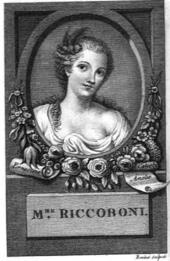 Mme Riccoboni