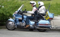 Les Goldwing 906-8