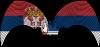 serbianflagwings