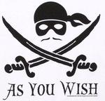 Dread Pirate Robberts