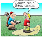 sandwedge