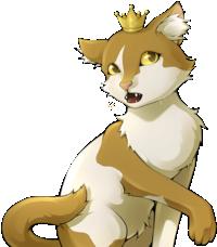 Goldene Löwin