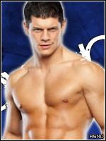 Ðashing Cody Rhodes ツ