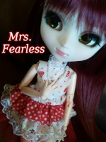 Mrs.Fearless