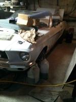 Mustang 1965 - 1973 pièce à vendre 57-74