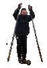 Cross-Skating Stöcke und was dazu gehört 392-17