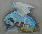 La mujer Dragon
