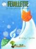 Voici le premier tome des aventures de Feuillette, une petite feuille qui fait découvrir les climats aux enfants au travers de ses aventures.  Auteure : Muriel essling Illustratrice : Muriel Gestin Editeur : Black ebook ISBN : 978-2-36710-009-8 Disponible en français, anglais, allemant et espagnol