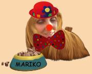 Mariko la blonde