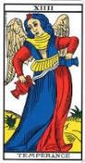 TAROT DE MARSEILLE MOIS D'OCTOBRE 1879358094