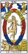TAROT DE MARSEILLE MOIS D'OCTOBRE 4138214250