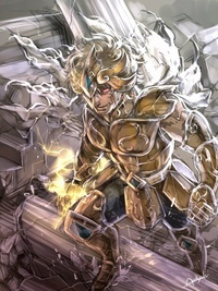 All Mighty Aioria