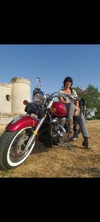 Vulcan Rider Association Spain 1034-80