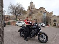 Vulcan Rider Association Spain 883-93