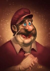 Mega Luigi