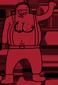 Ass Chest Man