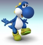 Yoshi Blue