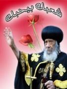 سيدنا البابا يدلى بصوته فى الاستفتاء بمدرسة محمد فريد بشبرا ويطمئن اخوتنا المسلمين لا مساس بالمادة الثانية  966375