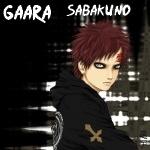 Gaara Sabakuno