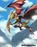 DragonicBlademasterTaiten