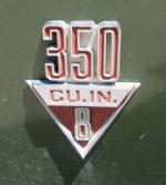 350 V8