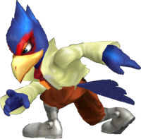 That one Melee Falco main
