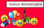 JOYEUX ANNIVERSAIRE MCLISE 910419