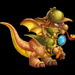 Mystery Dragon