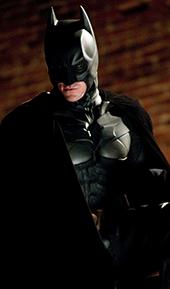 Bruce Wayne..