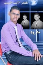 الشاعر احمد الهنينى