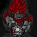 Evil Goku.