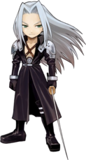 Kid Sephiroth