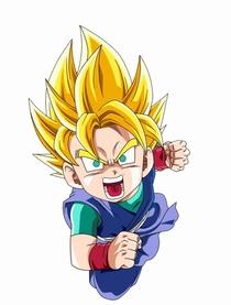 Son Goku JR