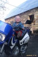 Мотоцикл, скутер 3476-64