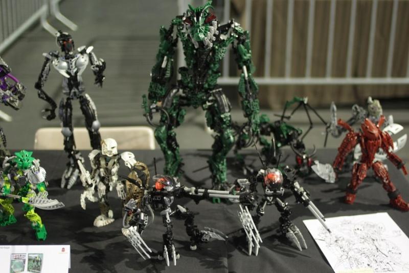 [Expo] Bilan & photos de BIONIFIGS Convention III au Festi'Briques 2013 Bionif79