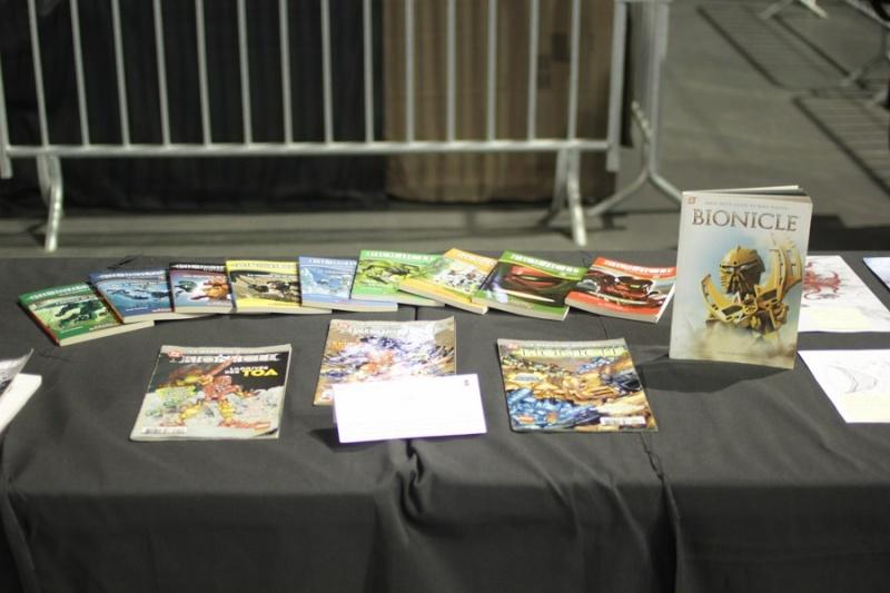 [Expo] Bilan & photos de BIONIFIGS Convention III au Festi'Briques 2013 Bionif82