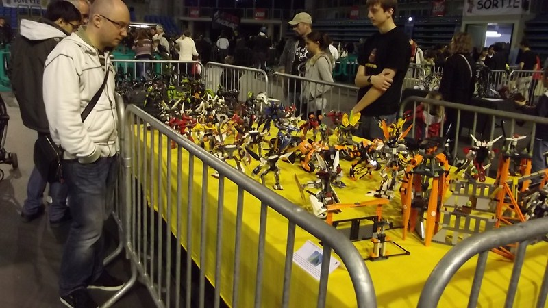 [Expo] Bilan & photos de BIONIFIGS Convention III au Festi'Briques 2013 Festib22