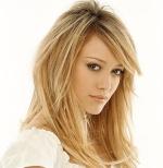 Hilary Duff.