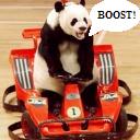 boost panda
